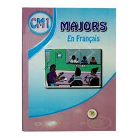 Majors en Français - Livre de l'élève | Niveau  CM1