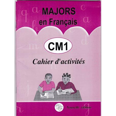 MAJORS en Français - Cahier d'activités | Niveau  CM1