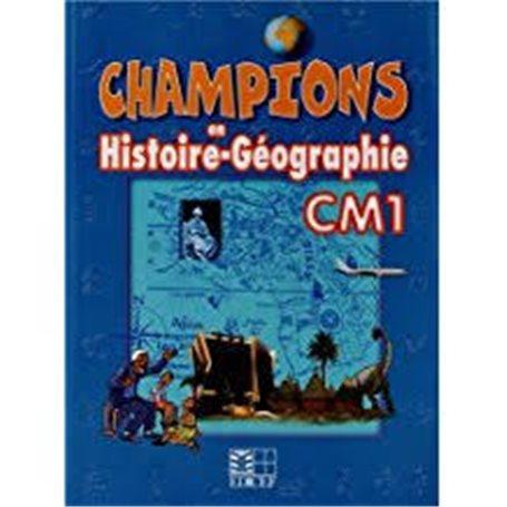 Champions en Histoire-Géographie | Niveau  CM1