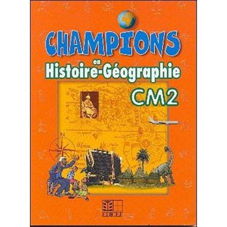 Champions en Histoire-Géographie | Niveau  CM2