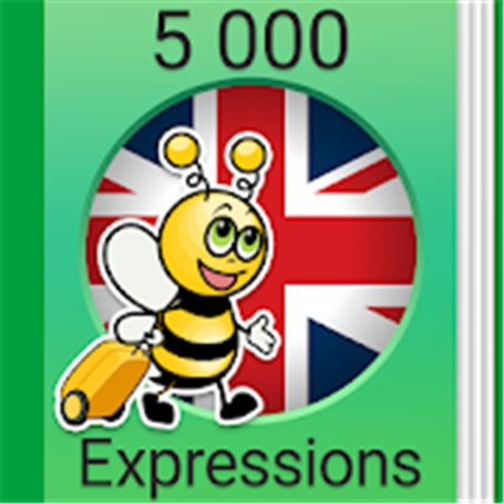 Cours d'anglais - 5000 expressions & phrases