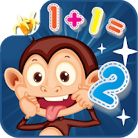 math jungle:monkey go