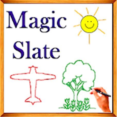 Ardoise magique - Tableau noir | Tableau blanc