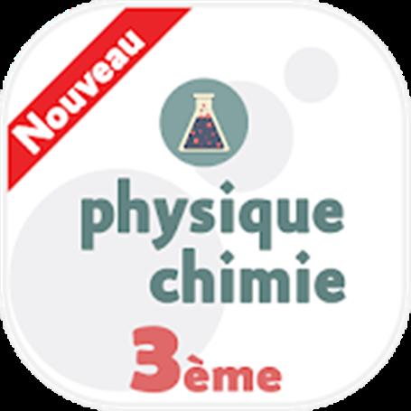cours de physique chimie 3ème