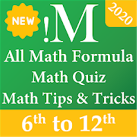 inMath — All Math Formula, Math Quiz & Tricks