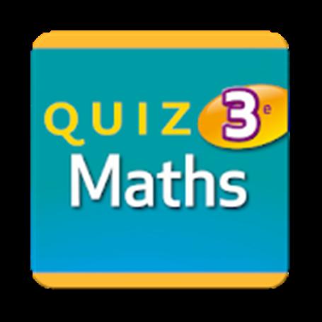 Quiz Maths Brevet 3ème