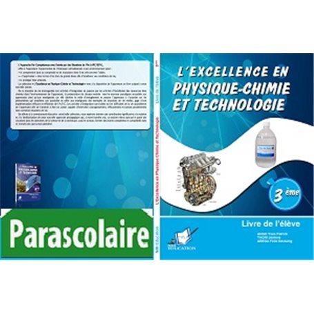 Physique-Chimie et technologie -  Collection l'Excellence Livre parascolaire  | Niveau 3eme