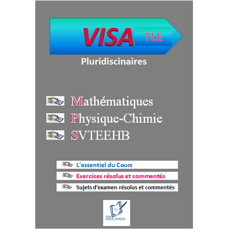 Collection VISA    Annales pluridiciplinaires    e-Book | Niveau Tle