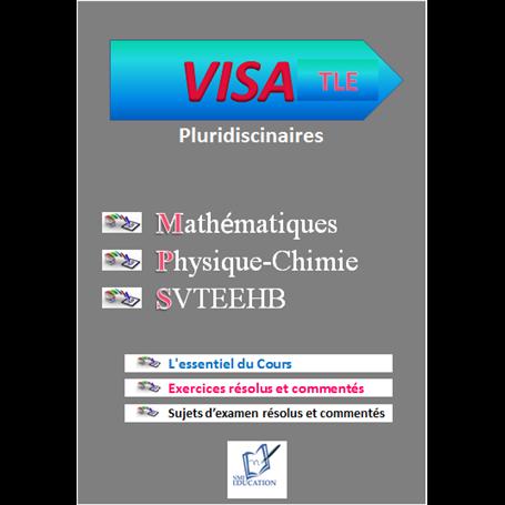 Collection VISA    Annales pluridiciplinaires    e-Book | Niveau Tle
