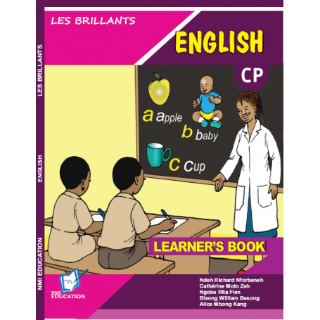Les Brillants - Anglais | Primaire - CP [NMI EDUCATION]