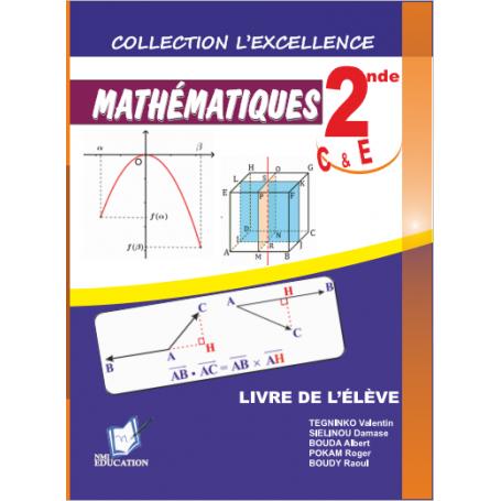 L'Excellence en Mathématiques 2nde| Niveau 2nde C et E