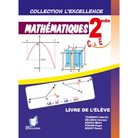 L'Excellence en Mathématiques | Niveau 2nde C et E